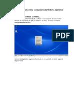 Manual de Personalización y Configuración Del Sistema Operativo Windows 7