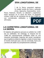 Las Carreteras en Peru