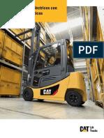 Especificaciones Monta Cargas Clt-pdfs010
