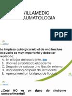 VILLAMEDIC TRAUMATOLOGIA