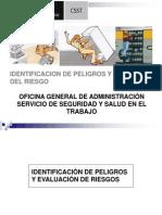Identificacion de Peligros y Evaluacion de-riesgos