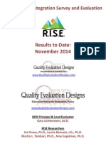 Rise Findings Ppt Distribute 2014 11.14.6 Gdl