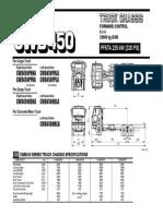 Spesifikasi Nisan Cwb 450