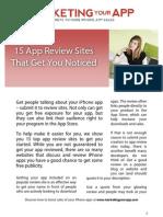 Get Your iPhone App Noticed