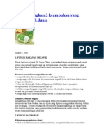 Tentang Greenfield Organic (GFO)