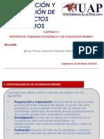 Cap III Estudios de Viabilidad Economica de Evaluacion Minera