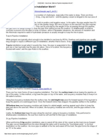 RIGZONE - How Does Offshore Pipeline Installation Work