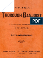 Thorough Banjoist
