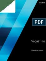 Manual Sony Vegas Pro 13.0