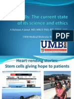 Prof. Datuk Dr A Rahman_ Stem cells_The current state of its science and ethics.pptx