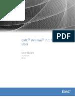 Avamar 7.1 for Oracle User Guide Docu53954