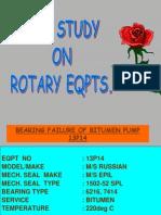 Case Study on Bearing Failure