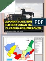 LAPORAN HASIL INVESTIGASI KLB KERACUNAN MAKANAN.ppt