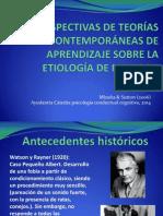 Perspectivas de Teorías Contemporáneas de Aprendizaje Sobre La (3)