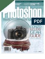 December 2014 Photoshop Magazine