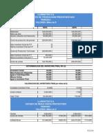 Parcial y Taller Presupuestos -Felipe Ruiz