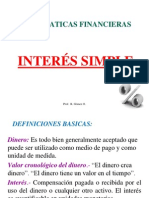 Matematica Financiera Clases