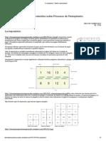 La imposición, diseño y preimpresión