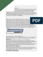 PTS Carga y Descarga Manual