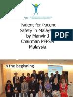 Patient for Patient - PFPSM