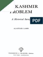 1966 The Kashmir Problem by Lamb s.pdf