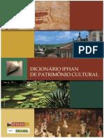 Dicionário do IPHAN de Patrimônio Cultural