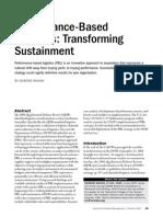 Performance-based Logistics_transforming Sustainment
