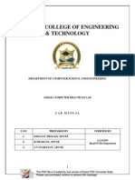 GE6161-Computer Practices Lab  Manual for R(2013)