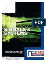 GATE Signals & Systems Book