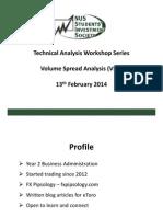Techinical Analysis Workshop Series
