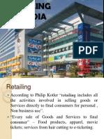 Retailing in India Ppt_0