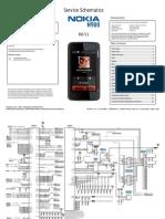 Nokia N900 RX-51 Schematics