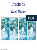 wave motion