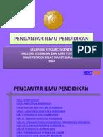Pengantar Ilmu Pendidikan 2007