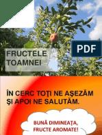 Fructele Toamnei