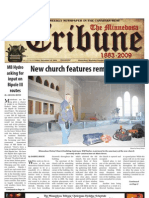 Front Page - December 18, 2009