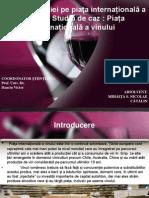 Locul Romaniei Pe Piata Internationala a Vinului