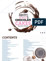 Sunday Times Food Weekly 50 Best Chocolate Cakes
