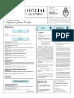 Decreto 2103-2014 - Unidad de Seguimiento y Trazabilidad de Las Operaciones de Comercio Exterior