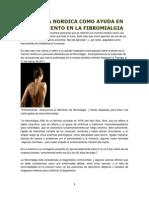 La Marcha Nordica - Fibromialgia