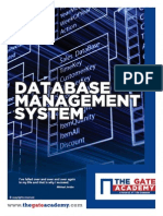 GATE Data Base Management System Book