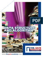 GATE Data Structure & Algorithm Book