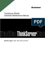 ThinkServer RD230