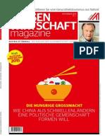 Aussenwirtschaft Magazine November 2014