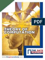 GATE Theory of Computation Book