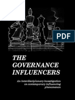 The Governance Influencers (by Carlo Santagiustina)