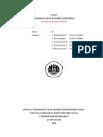 Tugas Teknologi dan Konversi Energi (BBM)