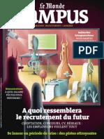 Le Monde-Campus Novembre 2014