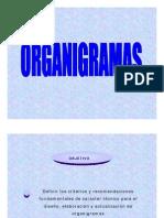 3. Organigramas, Normas Generales Para Su Preparación