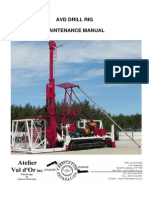 Maintenance Manual Vd5000 6000 8000